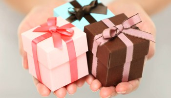Un beau cadeau
